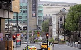 The Manchester Foyer Manchester Ariana Grande Concert Explosion Live Updates One