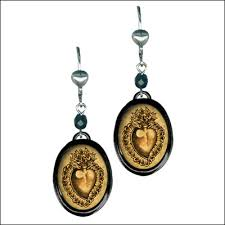 sacred heart jewelry retro jewelry facts fashions trends may 2011
