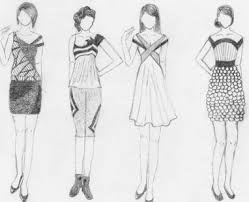images of fashion design sketches latest trend fashion