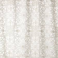 william morris fabric pure net ceiling embroidery paper white