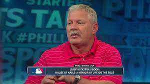 Lenny Dykstra Talks Steroid Usage I Started Because I - lenny dykstra talks about his decision to use steroids in the 90s