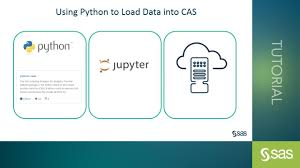 using python to load data into cas for sas visual analytics 8 1 on
