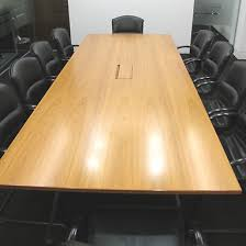 Designer Boardroom Tables Medamorph Teak Designer Boardroom Conference Table