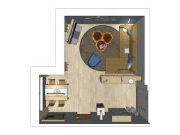 wohnzimmerplanung von innenarchitekten raumax