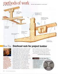 clamp rack magazine