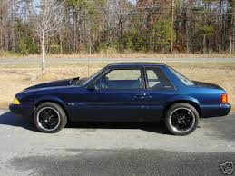 twilight blue mustang marksranger 1990 ford mustang specs photos modification info at