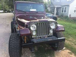 jeep wrangler 88 jeep wrangler 88 yj with a cj7 front end