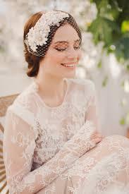 headpiece wedding beautiful chic birdcage