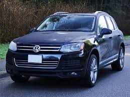 2014 volkswagen touareg execline tdi r line road test review