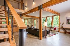 modern cabin interior best cozy modern cabin plans modern house plan