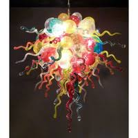 Chihuly Glass Chandelier Blown Glass Chandelier Shop Cheap Blown Glass Chandelier From