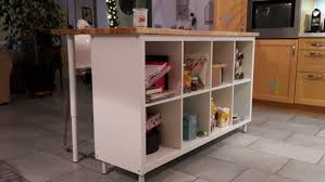 etagere ikea cuisine transformer une étagère ikea en un îlot de cuisine 20 exemples