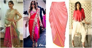 Different Ways Of Draping Dupatta On Lehenga New Ways To Wear Your Salwar Kameez Dupatta Diy Dupatta Styles