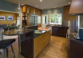 mid century kitchen backsplash black marble countertop wall mount