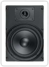 home theater in wall speakers rbh sound a 609 in wall speaker