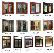 different styles of house windows home styles