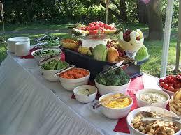 Backyard Bbq Wedding Ideas 55 Best Salad Bar Images On Pinterest Salad Bar Bar Ideas And