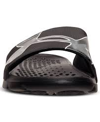 under armour men u0027s strike warp slide sandals from finish line in