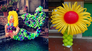 Awesome Balloon decoration ideas for birthday party