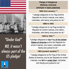 Texas Flag Pledge Pledge Of Allegiance Of The United States History Of