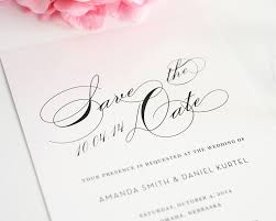 save the date cards yaseen for