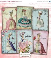 aceo cards for sale st patricks sale antoinette instant shabby chic
