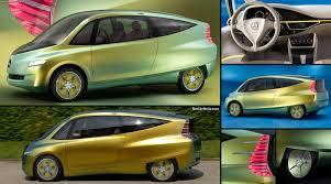 mercedes concept car mercedes benz bionic concept car 2005 pictures information