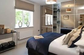 blaues schlafzimmer farbakzent blau zuhause wohnen schlafzimmer blau ziakia