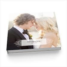 wedding album covers 25 wedding album templates free sle exle format