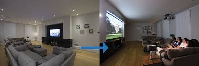 Media Rooms - home cinema design and installation cyberhomes