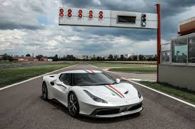 ferrari 458 custom ferrari 458 mm speciale is a one of a kind custom job slashgear