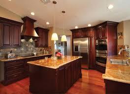 Hardwood Floors In Kitchen Hardwood Floor In The Kitchen Brilliant On Floor Throughout 25