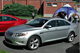 Sho Motor live from ashville 2010 ford taurus sho photo gallery