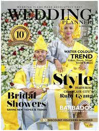 wedding planner magazine celebrating 10 years wedding planner magazine releases the cover