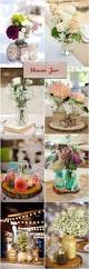 Country Centerpiece Ideas by Best 25 Mason Jar Centerpieces Ideas On Pinterest Country