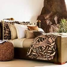 Zebra Print Bedroom Sets Ralph Lauren Animal Print Comforters U0026 Bedding Sets Ebay