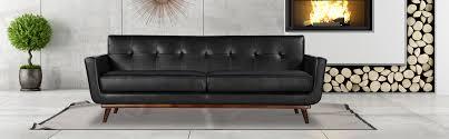 Nixon Leather Sofa Nixon Leather Sofa Radiovannes