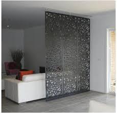 feeling so comfortable small room divider screen interior design