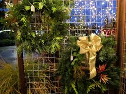 holiday wreath u0026 centerpiece sale past events mcbg inc 2017