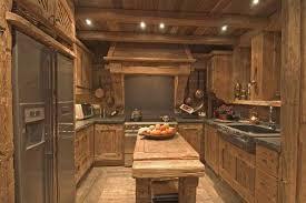 cuisine chalet bois best cuisine chalet bois contemporary ansomone us ansomone us