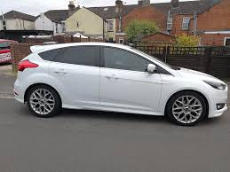 2016 ford focus 1 5 tdci zetec s 120 bhp 5dr frozen white in