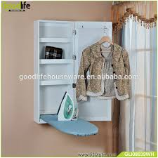 ironing board closet cabinet ironing board storage cabinet with mirror wholesale cabinet