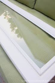 How To Add Molding To Cabinet Doors How To Add Glass To Cabinet Doors Confessions Of A Serial Do It