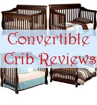 Convertible Cribs Reviews Best 4 In 1 Convertible Cribs