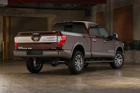 nissan pickup 2015 pricing for 2016 nissan titan xd crew cab pickup truck revealed