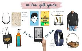 gift ideas what to buy your in laws the motherchic