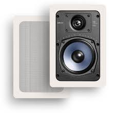 In Ceiling Speakers Reviews by Polk Audio Rc55i 2 Way In Wall Speakers Pair White Review