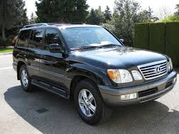 lexus v8 lx470 2006 lexus lx470 pictures 4700cc gasoline automatic for sale