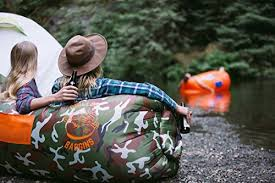chillbo baggins inflatable lounge bag hammock air sofa and pool float