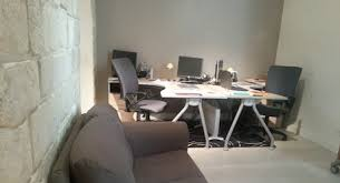 partage de bureau la factory espaces de coworking